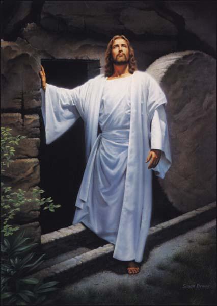 La semaine sainte ( AVIS : enseignement et non débat ) Jesus_resurrection