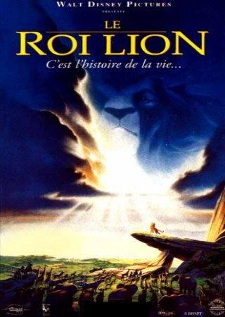Affiches et documents publicitaires des Grands classiques de Walt Disney - Page 3 Affiche_roi