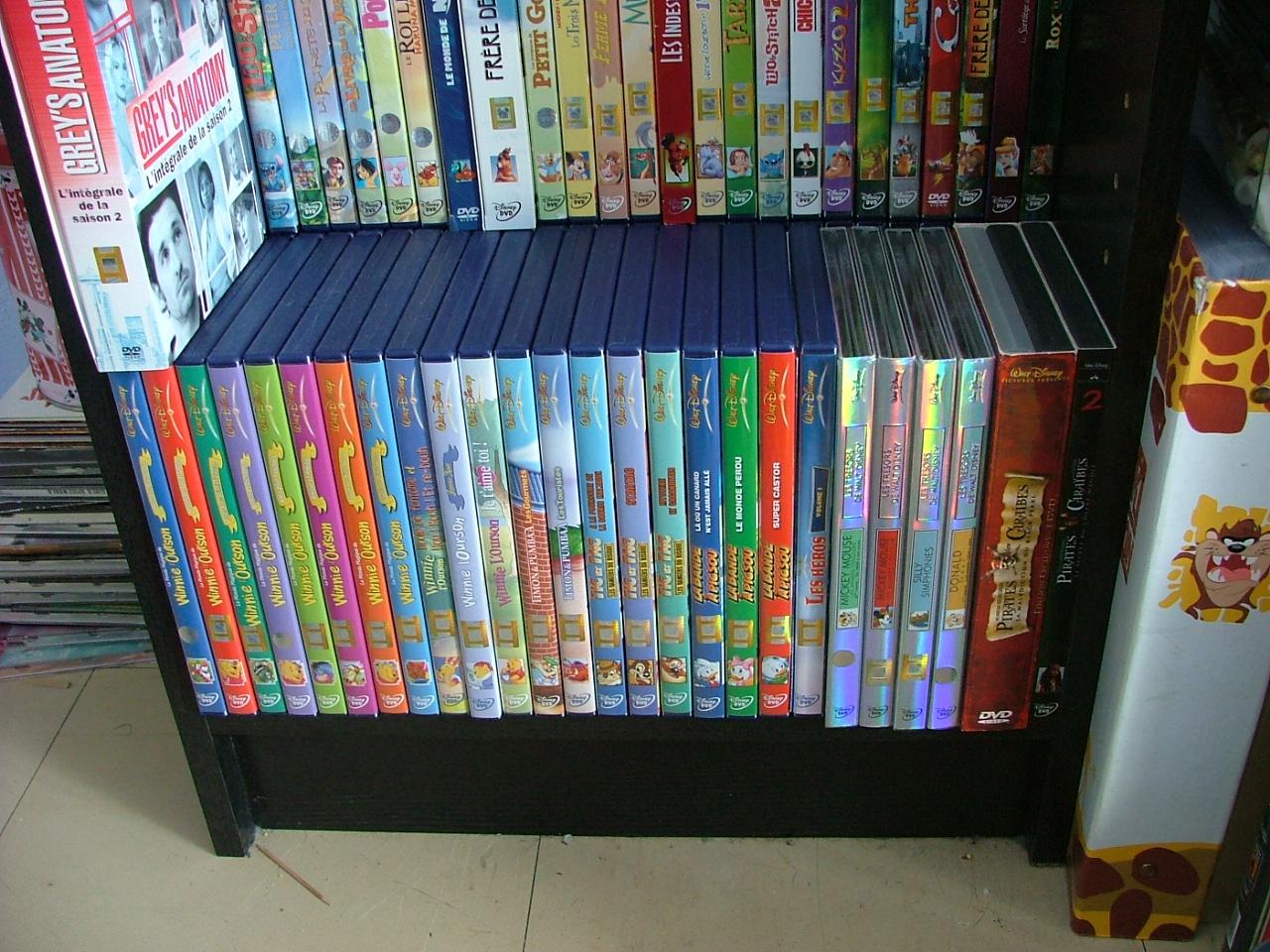 Postez les photos de votre collection de DVD Disney ! - Page 3 51ee91b13c