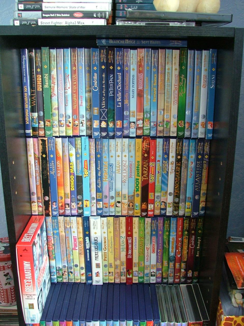 Postez les photos de votre collection de DVD Disney ! - Page 3 Eecde4ab2f