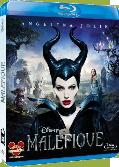 Les jaquettes DVD et Blu-ray des futurs Disney - Page 2 Malefiquebdfr