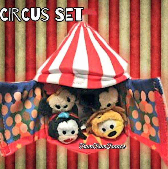 Tsum Tsum - Page 38 Circus