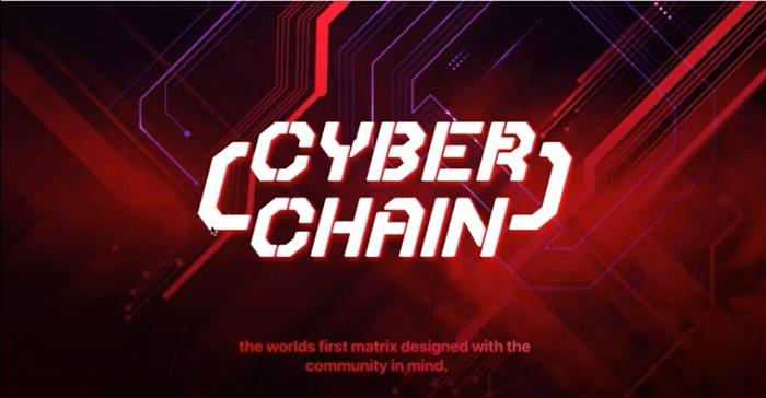 NUEVO contrato de TRON - CYBER CHAIN del mismo creador de TRON CHAIN CYBER-CHAIN