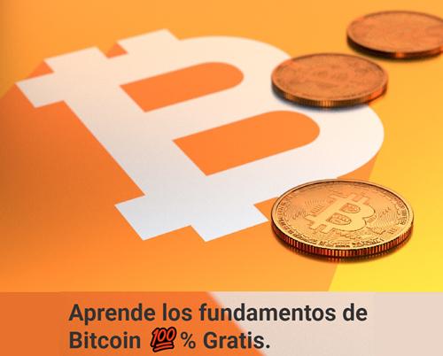 Curso gratuito de 10 capítulos sobre los fundamentos de bitcoin, la tecnología y el sistema monetario más revolucionario de la historia. Aprende_bitcon