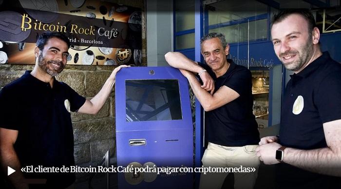 Mis negocios de inversiones en criptos Bitcoin-rock-cafe-equipo