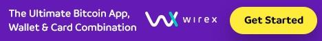 MONEDERO BITCOIN: Wirex, tiene programa de referidos. Se puede pedir una Tarjeta VISA en Euros o $..