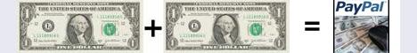 Invierte 2$ y gana miles por Paypal en pocos meses