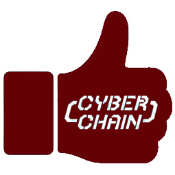 NUEVO contrato de TRON - CYBER CHAIN del mismo creador de TRON CHAIN Manita-arriba_CYBER-CHAIN