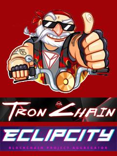TRON CHAIN, Contrato inteligente de TRON donde ganas el 1% de tu depósito por 310 dias, Ganancias 100% pasivas. Manita-arriba_TRON-CHAIN-motero-LOGO1