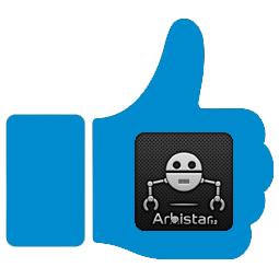ARBISTAR 2.0 Excelente oportunidad para ganar bitcoin. Ganas BTC los 7 días de la semana y para siempre ya que la inversión en el Bot Comunitario nunca caduca. Manita-arriba_arbistar