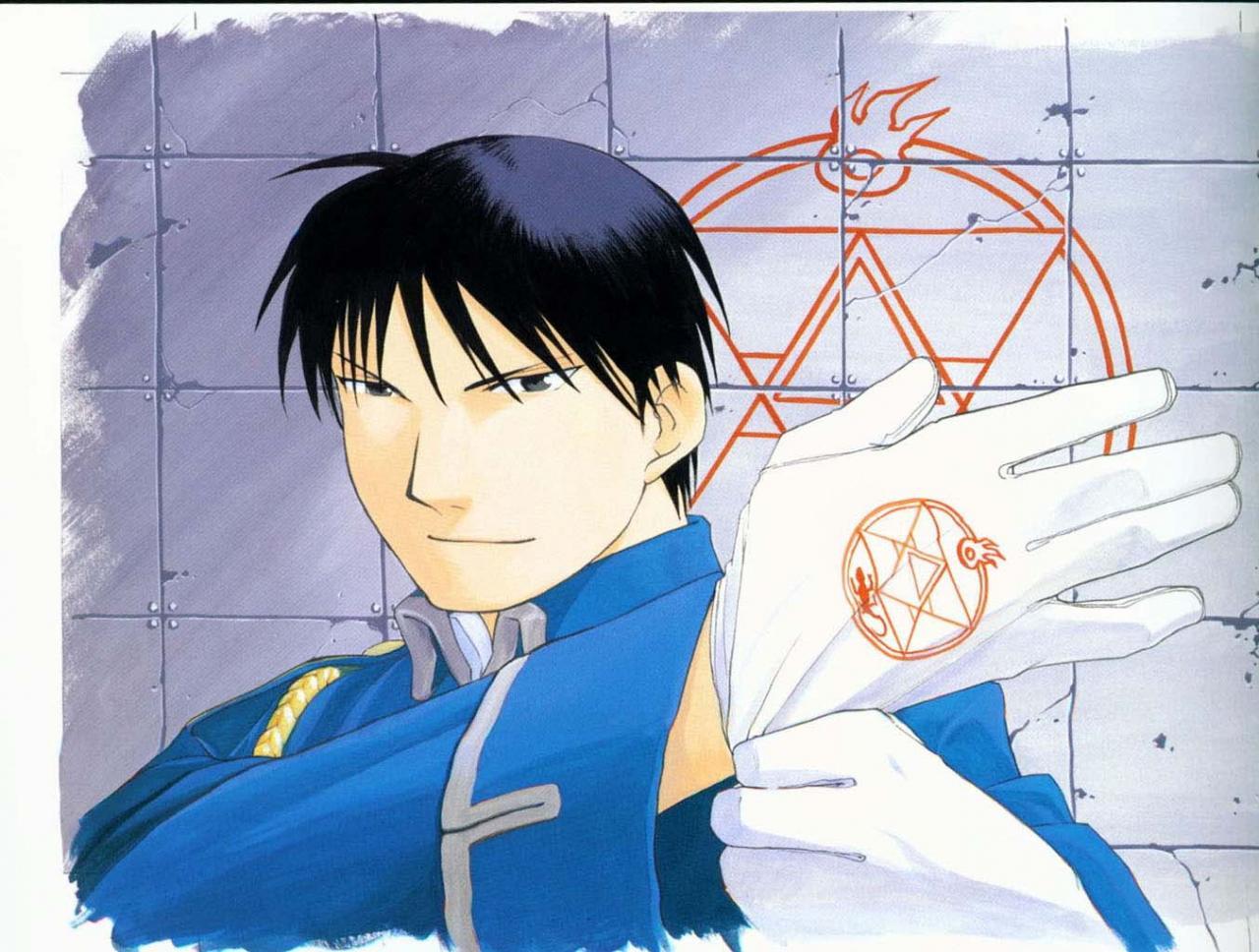 [manga] FullMetal Alchemist Fma-0035