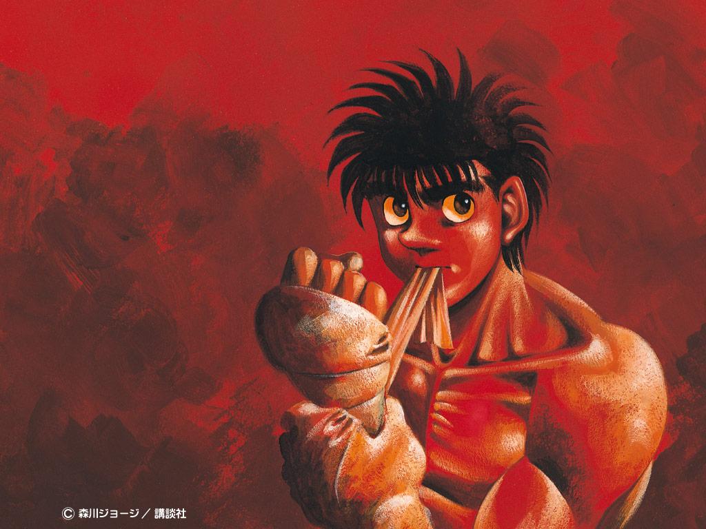 Grandes Imágenes de Anime y Manga  - Página 4 Hajimenoippo-0007