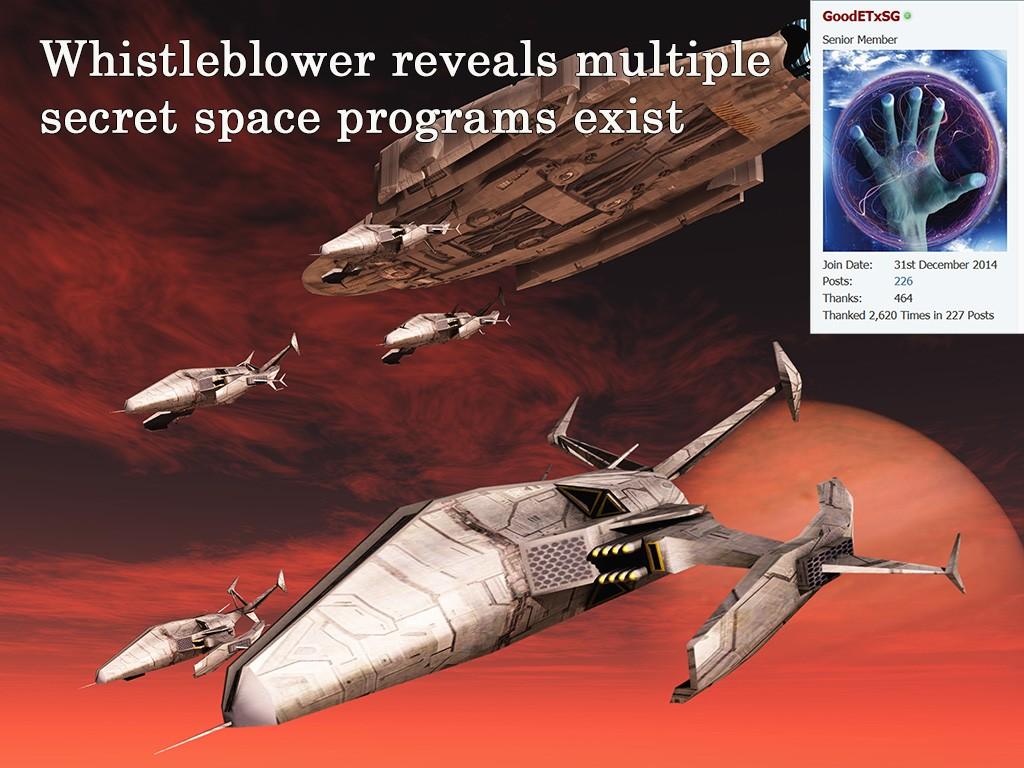 Майкл Салла - Свидетельства инсайдеров о тайных космических программах 166_1