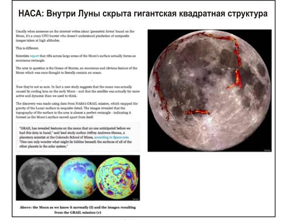 Космическое Раскрытие: Кто построил Луну? 247_3