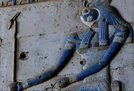 Космическое Раскрытие: Голубые Авиане и сферы в древнем искусстве 264_6