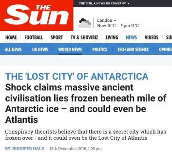 Дэвид Уилкок. Последняя игра 2: Атлантида в Антарктиде и древние инопланетные руины 302_64