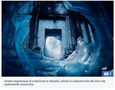 Дэвид Уилкок. Последняя игра 2: Атлантида в Антарктиде и древние инопланетные руины 302_65