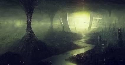 Дэвид Уилкок. Последняя игра 2: Атлантида в Антарктиде и древние инопланетные руины 302_77