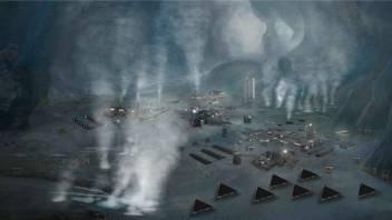 Дэвид Уилкок. Последняя игра 2: Атлантида в Антарктиде и древние инопланетные руины 302_81