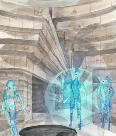 Космическое Раскрытие: Сотрудничество с Тайной Космической Программой Военно-Промышленного Комплекса 325_17