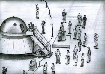 Космическое Раскрытие: Технология путешествий со скоростью, превышающей скорость света 329_10