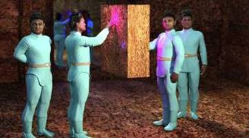 Дэвид Уилкок. Космическое Раскрытие: Трагические события на борту корабля Майя. Интервью с Кори Гудом 398_8