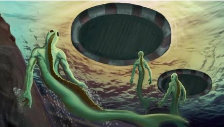 Дэвид Уилкок. Космическое Раскрытие: Завершение миссии Суперфедерации. Интервью с Кори Гудом 399_17
