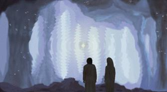 """Дэвид Уилкок. Космическое Раскрытие: """"Эншар и рыжие гиганты"""". Интервью с Кори Гудом 401_4"""