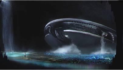 Космическое Раскрытие – 2: Извлечение потерпевших крушение инопланетных космических кораблей Интервью ДжорджаНури с Эмери Смитом 459_8