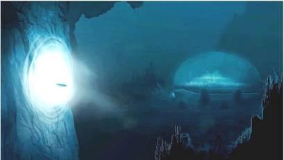 """Космическое Раскрытие – 2: """"Подводная деятельность"""". Интервью Джорджа Нури с Эмери Смитом 473_11"""