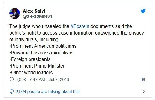 Дэвид Уилкок -  НАЧИНАЕТСЯ: Эпштейну предъявлено официальное обвинение, разрушена мега-база черных операций! 511_12