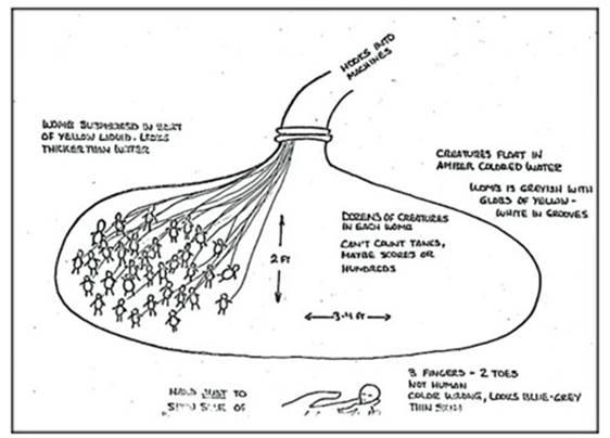 Космическое Раскрытие – 5: Зона 51 и засекреченные подземные сооружения Интервью Эмери Смита с Джоном Лиром 514_8