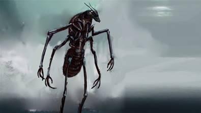 Космическое Раскрытие – 6: Инопланетяне-негуманоиды. Интервью Эмери Смита с Рэнди Крамером 526_3
