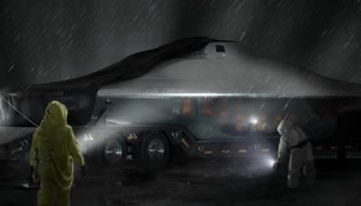 Космическое Раскрытие – 7: Внутри инопланетных космических кораблей. Интервью Эмери Смита с Клиффордом Стоуном 535_10