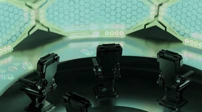 Космическое Раскрытие – 7: Внутри инопланетных космических кораблей. Интервью Эмери Смита с Клиффордом Стоуном 535_5