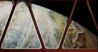 Космическое Раскрытие – 9: Межгалактическая космическая станция возле Юпитера Интервью Эмери Смита с Рэнди Крамером 549_3