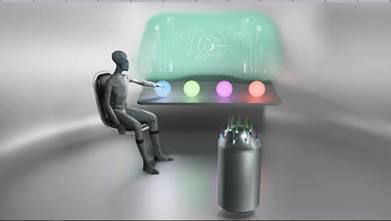 Космическое Раскрытие – 11: От ченнелинга к контакту. Интервью Эмери Смита с Рикардо Гонсалесом 558_17