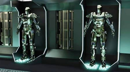 Космическое Раскрытие – 12: Обновление: Продвинутая технология. Интервью Эмери Смита с Рэнди Крамером 578_4