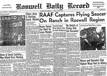 Космическое Раскрытие – 12: Розуэлл: Эбены-пилоты. Интервью Эмери Смита с Ричардом Доти 582_3