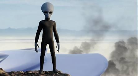 Космическое Раскрытие – 12: Розуэлл: Эбены-пилоты. Интервью Эмери Смита с Ричардом Доти 582_5