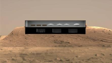 Космическое Раскрытие – 13: Ясновидение: Марс и далее везде. Интервью Эмери Смита с Ричардом Доти 601_18