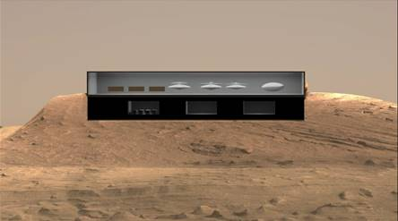 Космическое Раскрытие – 13: Ясновидение: Марс и далее везде. Интервью Эмери Смита с Ричардом Доти 601_9
