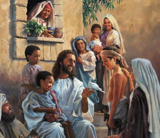 Selon vous... Jésus riait-il parfois ? 88951578wallpaper-jesus-avec-les-enfants-jpg