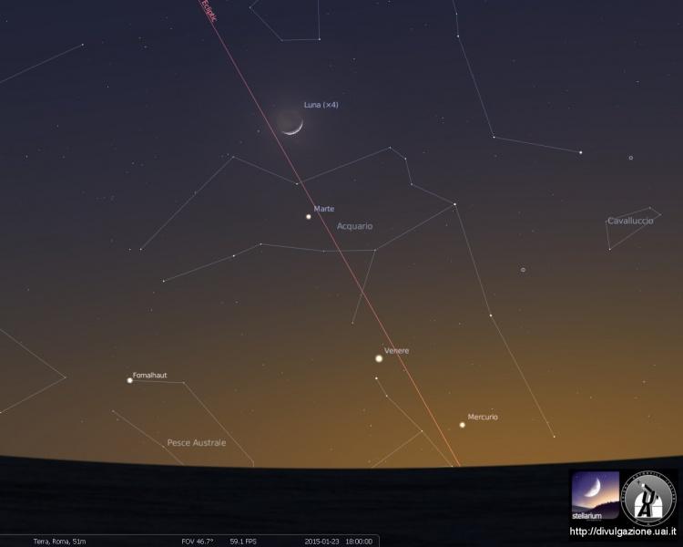 Il cielo del mese - Pagina 8 750px-Cdm_20150123_1800_CongiunzioneLunaMarteVenereMercurio