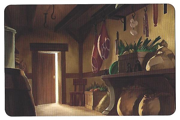 [Animation] Halloween ♦ Galerie de fantômes LieuCellier