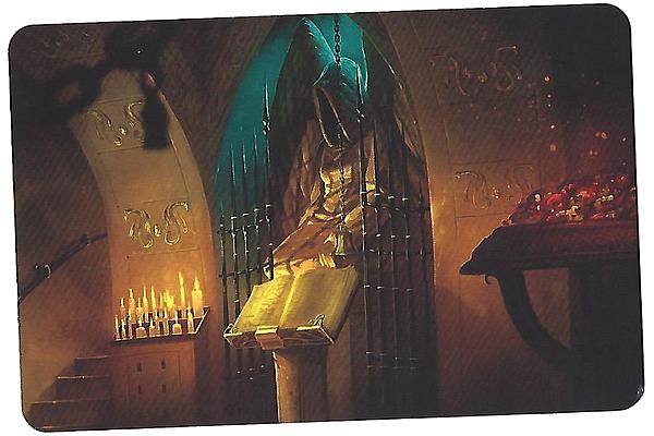 [Animation] Halloween ♦ Galerie de fantômes LieuCrypte