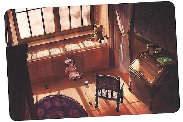 [Animation] Halloween ♦ Galerie de fantômes LieuNursery
