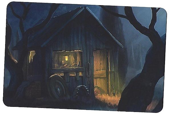 [Animation] Halloween ♦ Galerie de fantômes LieuRemise