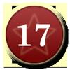 Jeu d'Omen • Tirage Rose17