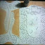 изготовить рамку для свадебной фотографии  E60e4a7576